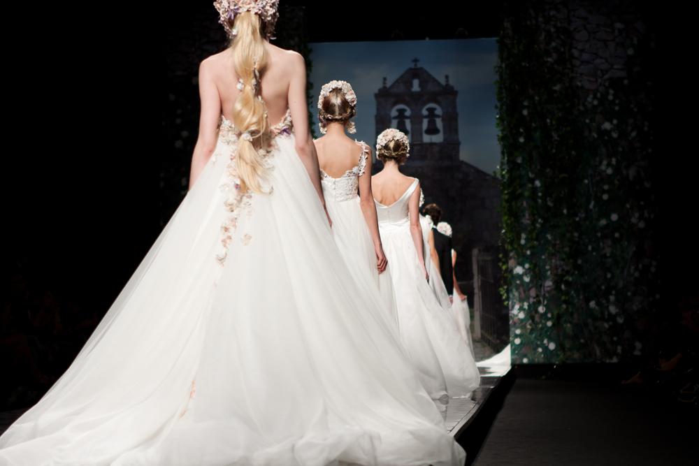 vestidos moda novias bodas barcelona