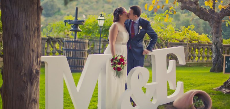 Video original para tu Boda ¡¿Que es un SameDayEdit?! - Marta & Edu