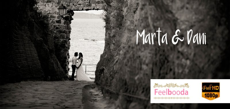 Reportaje de Boda en Hotel Gavà Mar - Marta & Dani
