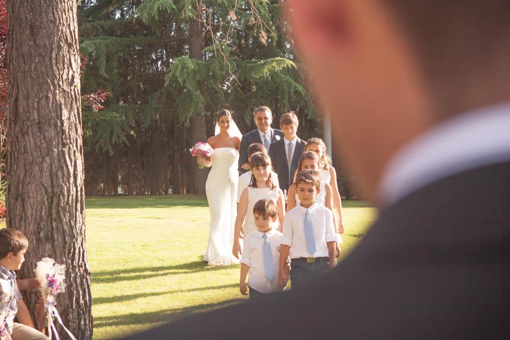 Fotos boda naturaleza Terrassa