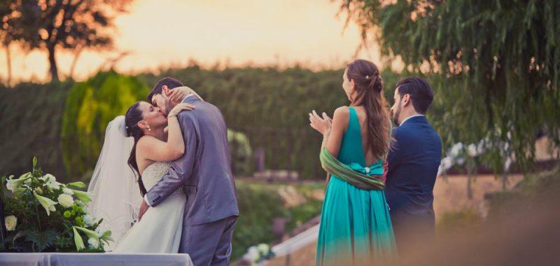 Razones para celebrar una boda al aire libre