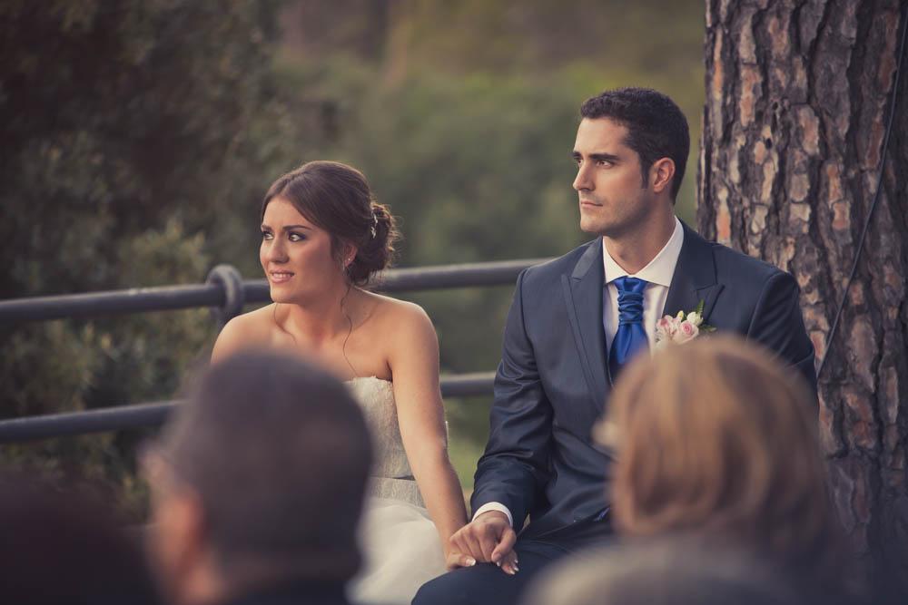 Fotografia bodas ceremonia exterior barcelona