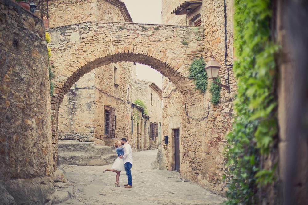¡Gana un Reportaje fotográfico de pareja en Barcelona!