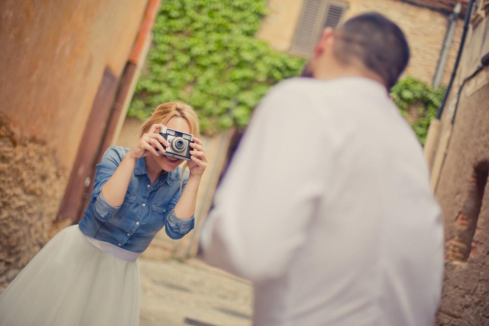 Reportaje romantico de fotos en Barcelona - Concurso