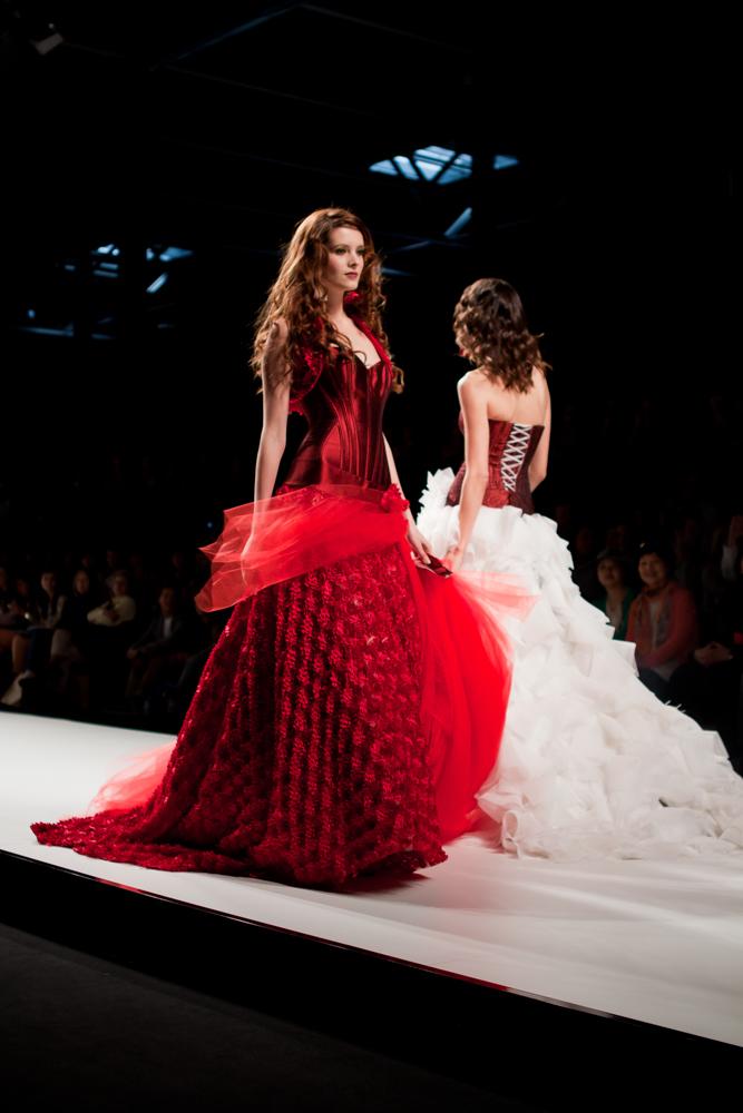 Vestidos de novias creativos by Jordi Dalmau