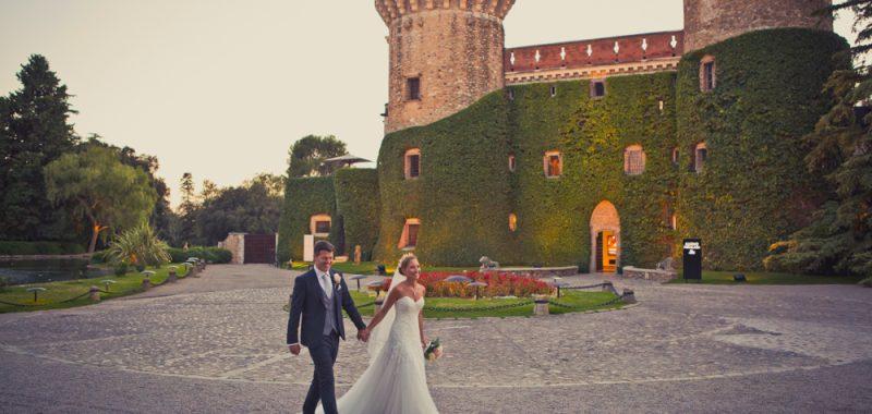 Fotógrafo de bodas en Castell de Peralada - Kelly & Mario